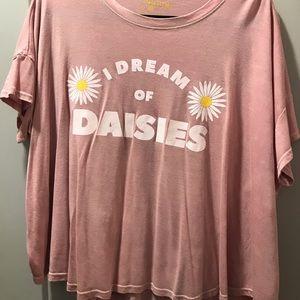I Dream of Daisies Mumu Tee